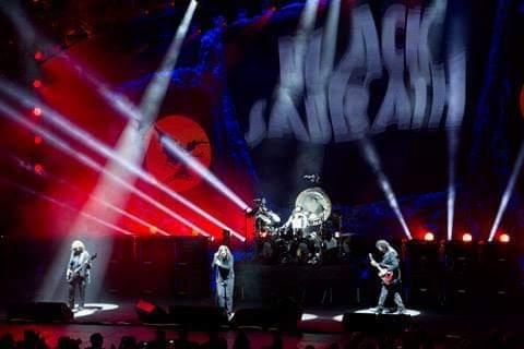 Supernaut Ireland's premier Black Sabbath tribute