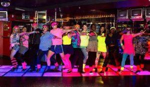 Mayo Pink Ribbon 80s Disco Night