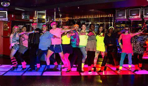 Mayo Pink Ribbon 80s Disco Night