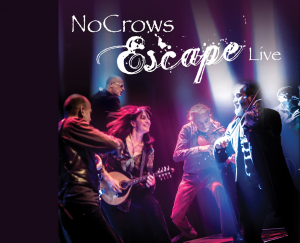 Folkism Presents: No Crows Live at Garbos Venue, Castlebar