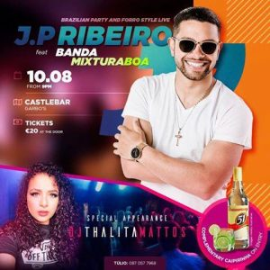 Brazilian Party and Forro Style Live