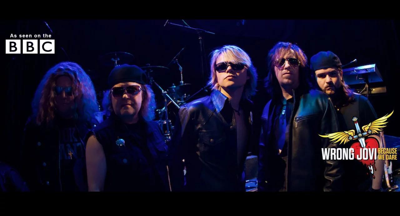 Wrong Jovi Bon Jovi Tribute Band